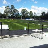 12 April 2015 - Turf Being Laid on Field 2