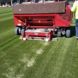 13 April 2015 - Sand Being Spread on Field 4
