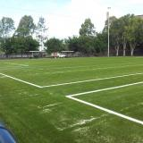 15 April 2015 - Field 3 - note wires for 5-aside curtaining