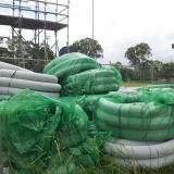 27 January 2015 - Acrodd Field Drainage Pipes Ready to Go