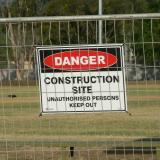 20 Nov 2014 - It's Official .... We're a Construction Site