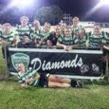 Diamonds - First win of the season 16 March