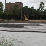 20 January 2015 - Drainage Works Continue