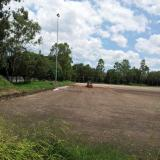 16 January 2015 - Drainage begins on eastern side of Field 2