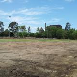 25 Nov 2014 - Fields 3 and 4 no more
