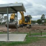 2 Dec 2014 - Excavations on Field 4