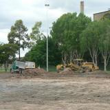 2 Dec 2014 - Excavations on Field 3
