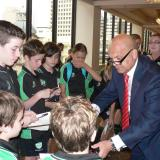 Thurs 8 Jan -Ray Wilkins (Jordan Manager)