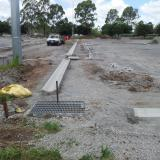 17 February 2015 - Spoons drains around Fiellds 3 and 4 progressing